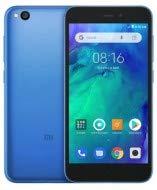 "Xiaomi Redmi GO (8GB) 5"" Display, Snapdragon 425, Global 4G LTE Dual SIM GSM Factory Unlocked - International Model (Blue)"