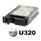 5J324 Compatible Dell 36-GB U3 SCSI HP 15K - Naturawell Updated (15k U3 Scsi Hard Drive)
