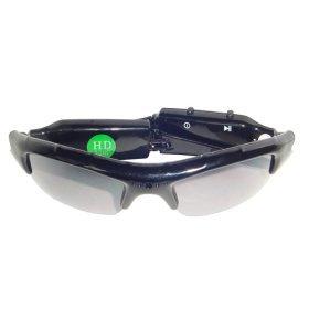 Hd 720p Sexy Sunglasses Digital Video Spy Camcorder Hidden - Sunglasses Spy Video