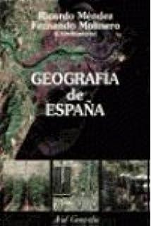 Geografía de España: Amazon.es: Libros