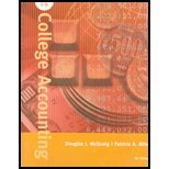 Read Online College Accounting, Chapters 1-9 - Text (8th, 05) by McQuaig, Douglas - Bille, Patricia [Hardcover (2004)] pdf