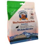 Grizzly Super Foods Dehydrated Alaskan Wild Salmon for Dogs 00901 (9 Pack)