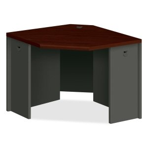 HON Corner Desk, 24 by 36 by 36 by 24 by 29-1/2-Inch, -