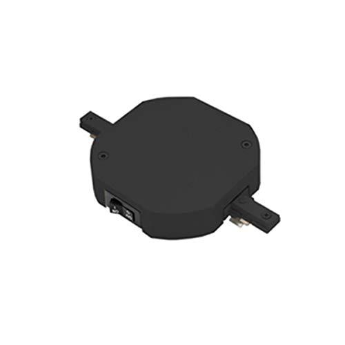 WAC Lighting THL-HI-1-10A-BK Double Live End H Track Current Limiter ()