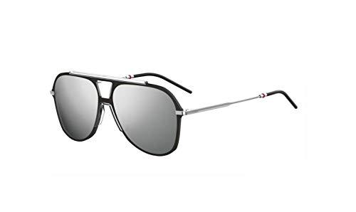 063998e7518a0 Authentic Christian Dior Homme 0224 S 0N7I 0T Matte Black Sunglasses