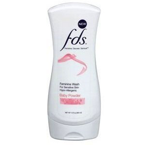 F.D.S. Wash Baby Powder 385 ml by F.D.S by F.D.S
