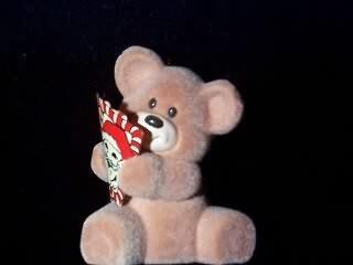 Hallmark Beary Good Deal 1990 Keepsake Ornament QX4733