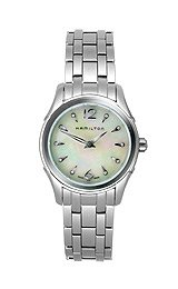 Hamilton JazzMaster Lady Quartz Diamond Women's watch #H32261197