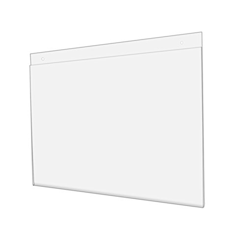 Marketing Holders Poster Wall Mount Sign Holder 17
