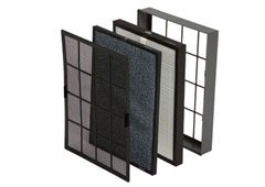 Nikken Power5 1 HEPA Filter Pack, 1389 - Replacement for Air Wellness Air Filter Purifier System 1390 | Maintain Clean, Cooling Indoor Atmosphere | Reduce Dust, Dirt, Air Conditioners, Furnace Systems (Conditioner Air Replacement Filters)