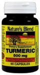 Nature's Blend Turmeric 500 mg 60 Capsules Review