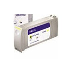 EGP HP C4943A (HP 83) Remanufactured Yellow - UV Inkjet Cartridge (Uv 5500ps Ink)