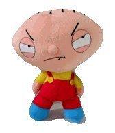 20th Century Fox 9in Stewie Griffin Plush Toy - Family Guy Stuffed Toys (Stewie Toy Griffin)