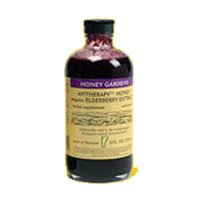 Jardins miel ruchers - Miel extrait de sureau - 4 oz