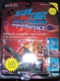 Micro Machine Star Trek the Next Generation Innerspace Mini Playset - Romulan Warbird by Playmates