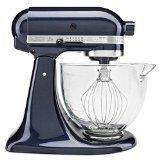 KitchenAid Stand Mixer KSM155GBUB Artisan Design Series 5QT Blueberry Deal