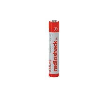 RadioShack AAAA Alkaline Batteries (2-Pack)