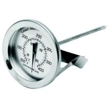 Johnson Rose Candy-Deep Fry Thermometer, 5 inch -- 1 each. (Fry Rose)