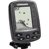 Lowrance X-4 Fishfinder 200kHz – TM Transducer, Outdoor Stuffs