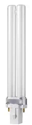 Philips PL-S 9W/865 2Pin Base Compact Fluorescent Light B...