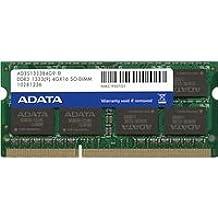 ADATA Premier DDR3 1333MHz 2GB Memory Modules (AD3S1333C2G9-R)