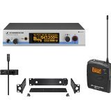 Sennheiser EW 512 G3 Wireles Lavalier Microphone System - A-Range (516 - 558 MHz)