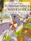img - for Fundamentals of Mathematics by William M. Setek (1995-11-03) book / textbook / text book