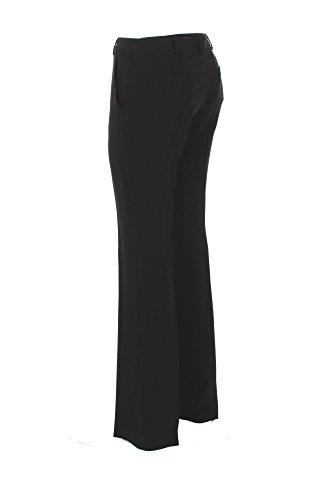 Pennyblack Pantalone Donna 44 Schwarz Folie Herbst Winter 2017/18 sCdi1Fego