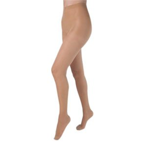 Health Support Vascular Hosiery 20-30 mmHg, Panty Hose, Sheer, Beige, Size B Part No. 221212B Qty 1