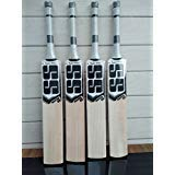 SS Master 99 Handpicked English Willow Cricket Bat Size SH Short Handle For Senior Mens Ideal for leather Ball