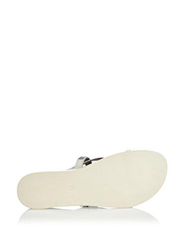 Cafenoir XL504 Flip flops Frauen Weiß