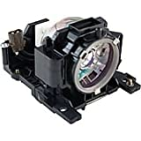 Replacement Projector Lamp for Hitachi DT00893 (Ushio bulb)