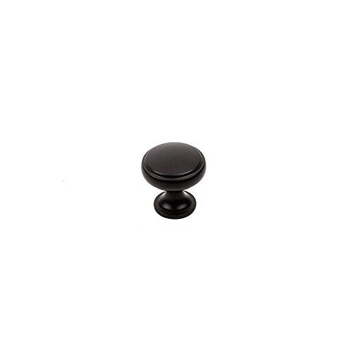 Century Hardware 22205-OB Regal Zinc Die Cast Knob, Bronze by ATG Stores