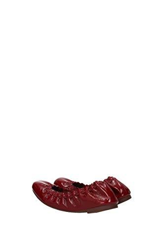 Charol Chloé Eu By See Bailarinas sb280211ah46 Nevada Mujer Rojo qB1wzO