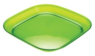 GSI Outdoors Infinity Plate, Green