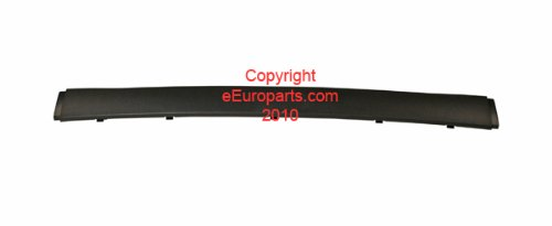 - BMW e36 (93-96) Impact Strip Front Bumper Center OEM absorber foam pad