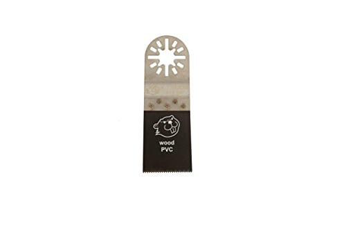 Coram Tools MUI 035 25 1-3/8'' Universal Tooth Multi-Tool Blade (25 Pack) by Coram Tools