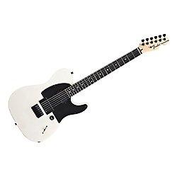 Fender 6 String Jim Root Telecaster, Flat, White (371020580)