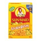 Sun Maid California Golden Raisins 15 oz (Pack of 24)