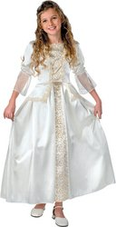[Elizabeth Child Costume - Medium] (Swan Halloween Costumes)