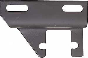 Trans-Dapt 9234 Black Left-Side Alternator/Generator Bracket