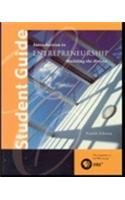 Student Guide  To Accompany Introduction to  Entrepreneurship: Building the Dream