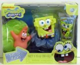 SpongeBob Squarepants Tub Time Friends Bath Set