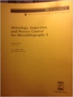 Downloadning af lydbøger til iPhone 4 Metrology, Inspection, and Process Control for Microlithography X (Proceedings of SPIE) PDF CHM ePub 0819421014