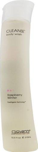 Giovanni Cleanse Body Wash Raspberry Winter 10.5 (Giovanni Cosmetics Hair Body Wash)