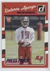Roberto Aguayo (Football Card) 2016 Donruss - [Base] - Press Proof Blue #337