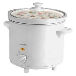 Continental Electric CE33241 4 Qt. Slow Cooker