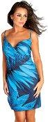 Blue Dress Saress