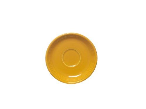 (Fiesta 5-7/8-Inch Saucer, Marigold )