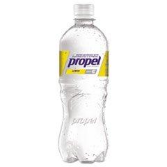 Propel Fit ZERO Fitness Water, 500-ml. Plastic Bottle, Lemon, 24/Carton ()